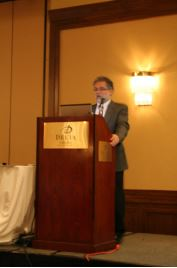 Roberto Lewis-Fernández at SSPC Annual Meeting in Toronto