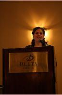Sara Lewis, 2013 Charles H. Hughes Fellow
