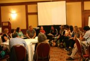 Small group discussion, Living with Stigma : Consumer and Family Perspectives