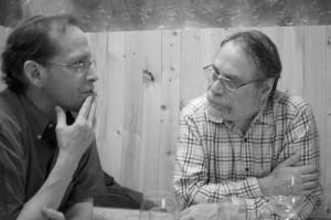 Left to Right: Jim Boehnlein, Henry Weisman Photo Credit: John Onate